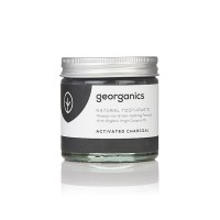 Natural Toothpaste - ACTIVATED CHARCOAL (60ml)