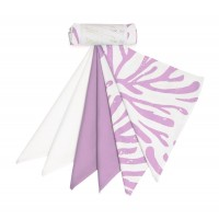 Washable handkerchief (6pcs), 28x28cm