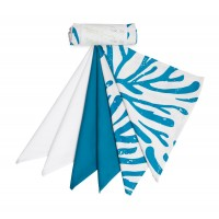 Washable handkerchief (6pcs), 36x36cm