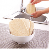 loofah for dishes